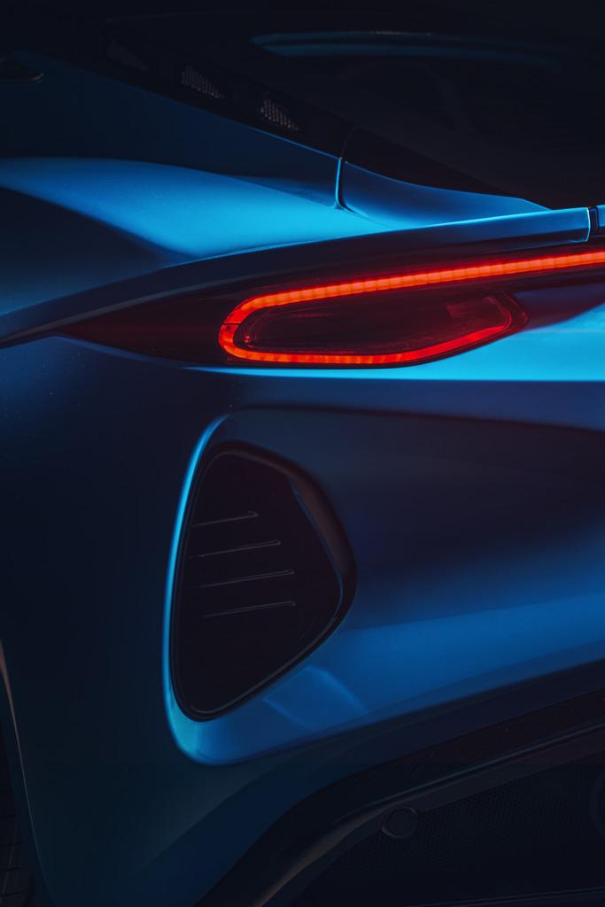 Lotus Emira Tail Light 5