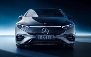 Mercedes Benz Electric 2030