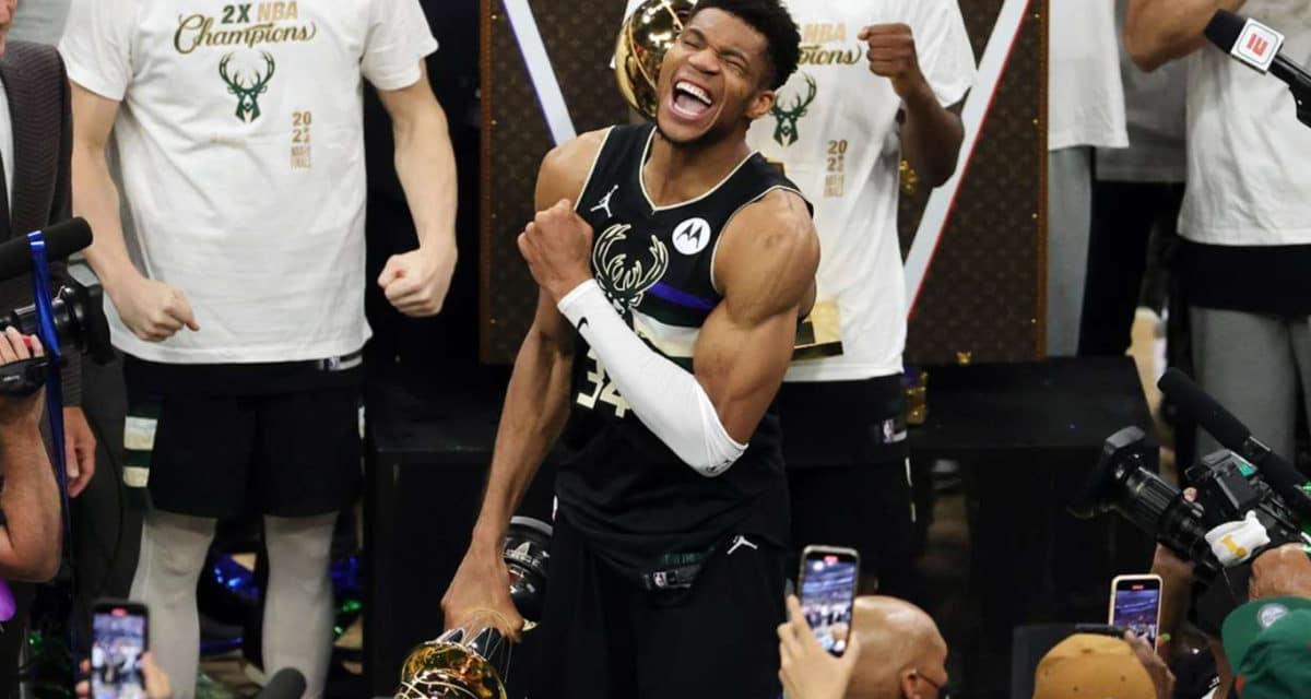 NBA Finals 2021: Milwaukee Bucks Secure The Championship ...