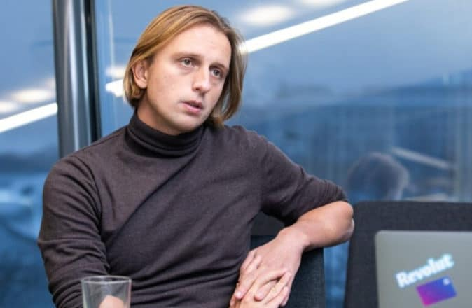 Nikolay Storonsky revolut valuation