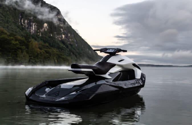 Orca Electric Jetski