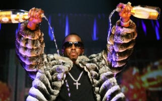 P Diddy COCKROACH story