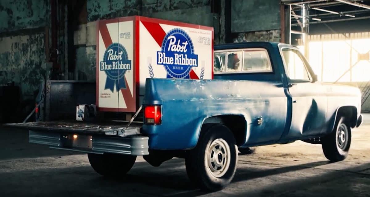 PABST BLUE RIBBON 1776