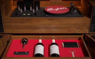 Penfolds Record Player 1