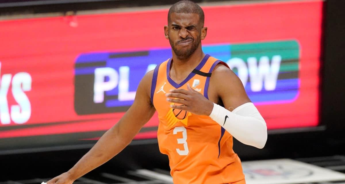 Phoenix Suns NBA Finals 2021