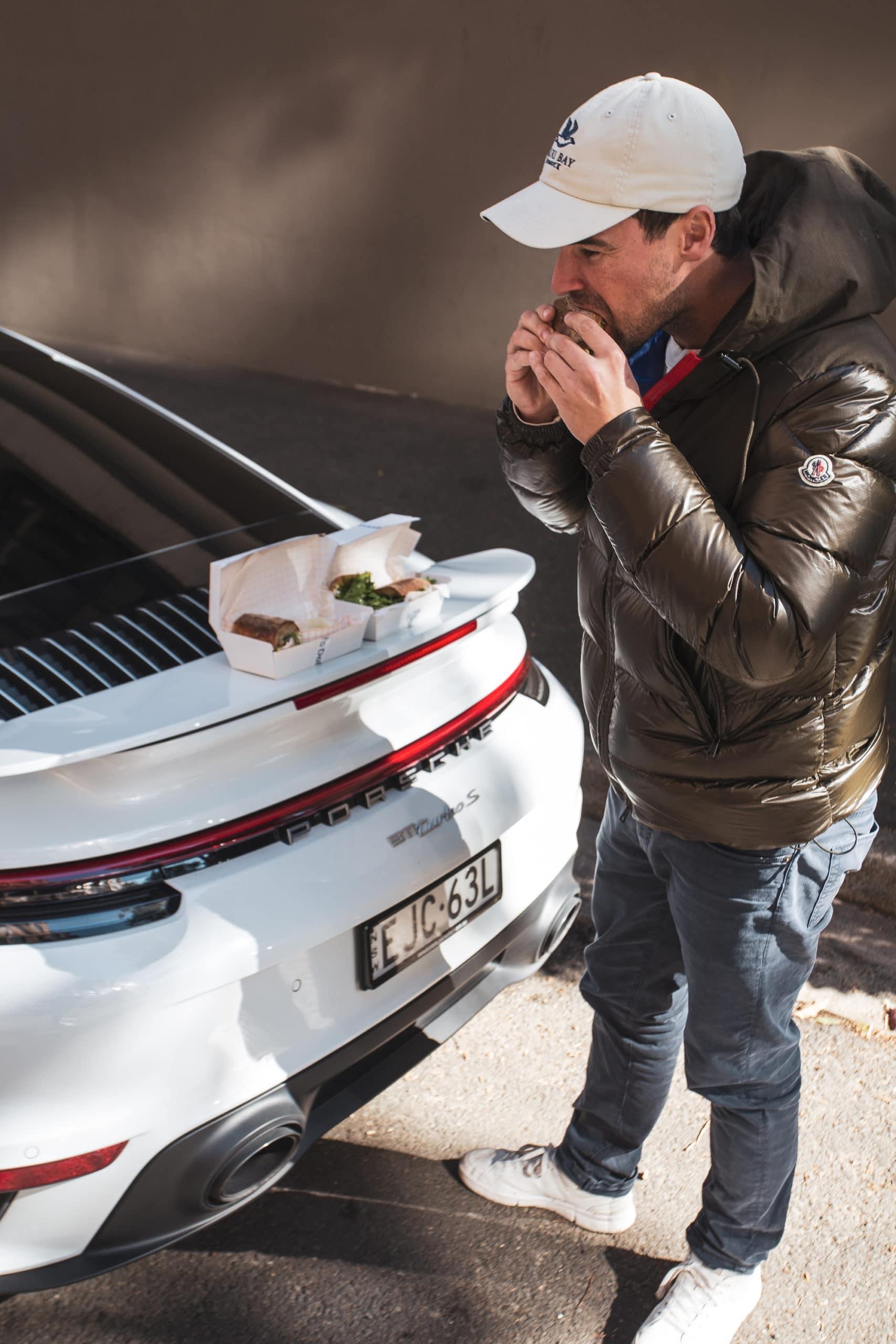 Porsche Turbo S 2