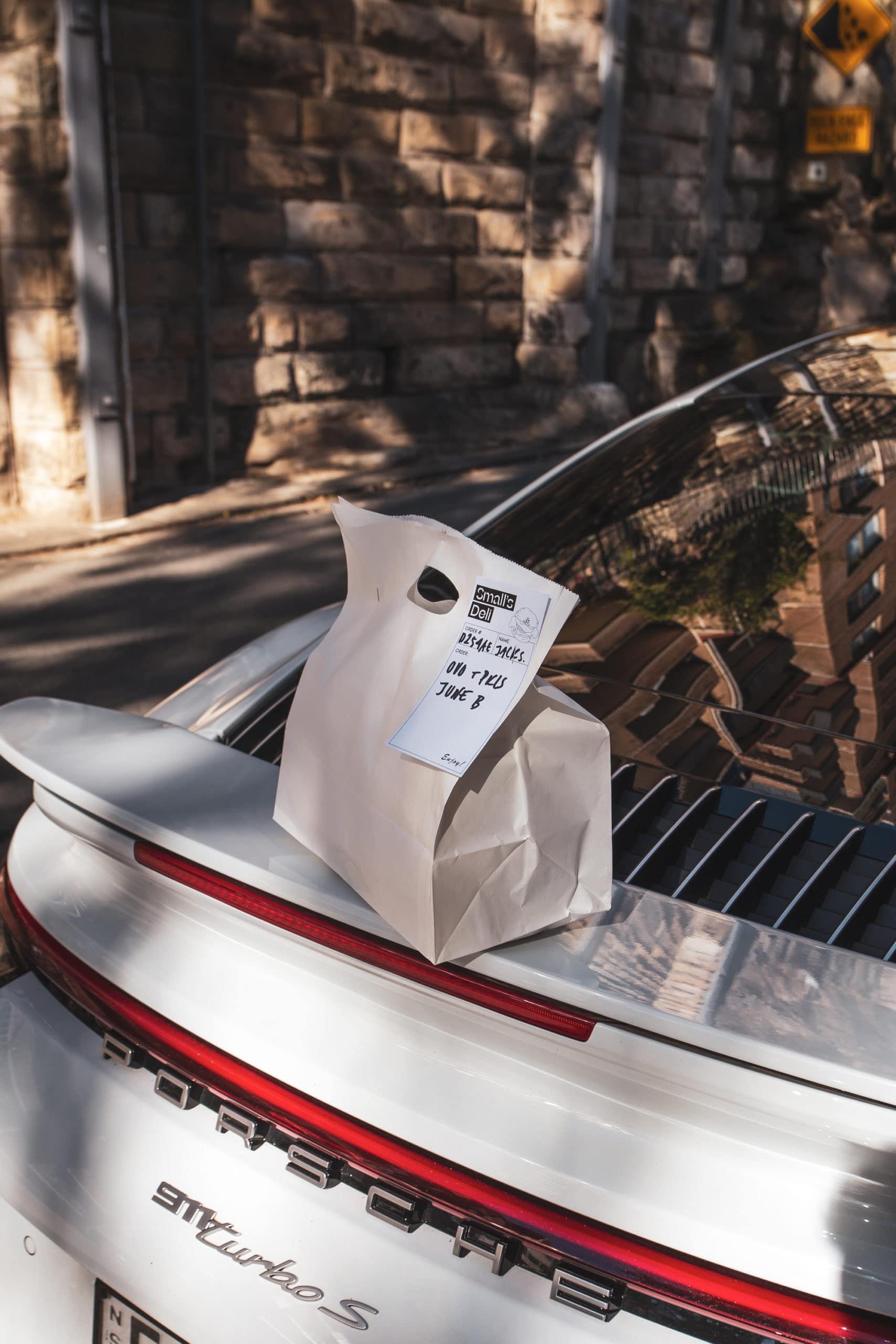 Porsche Turbo S 3