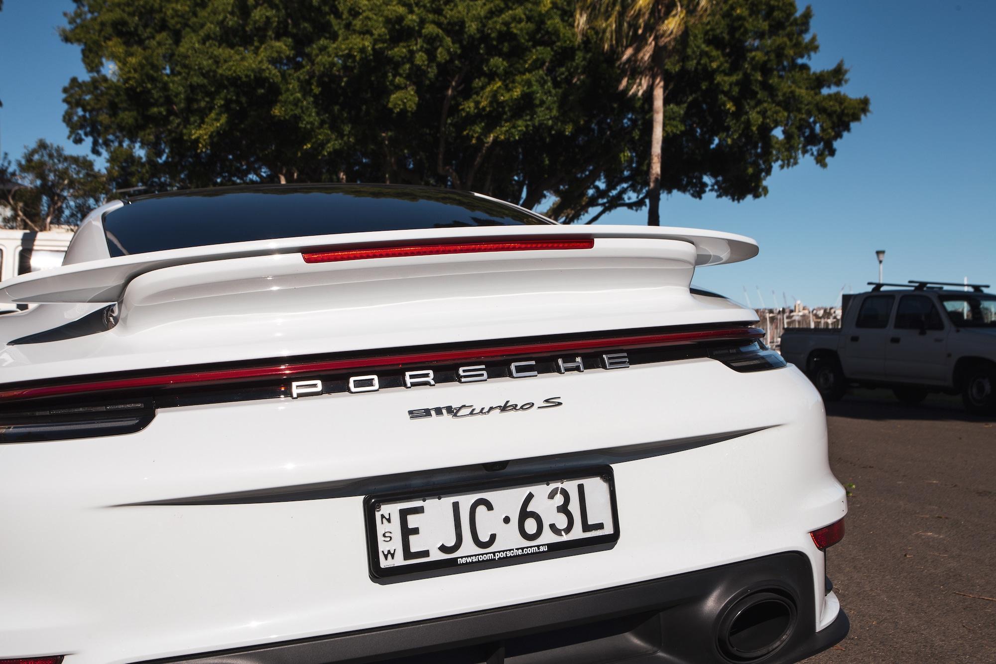 Porsche Turbo S 5