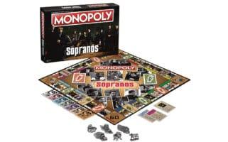 The Sopranos Monopoly