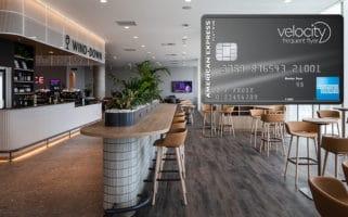 Virgin Lounge Amex