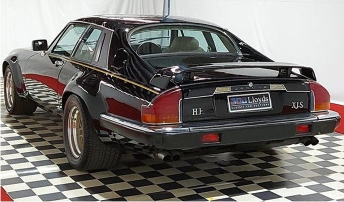XJS Jag twin turbo