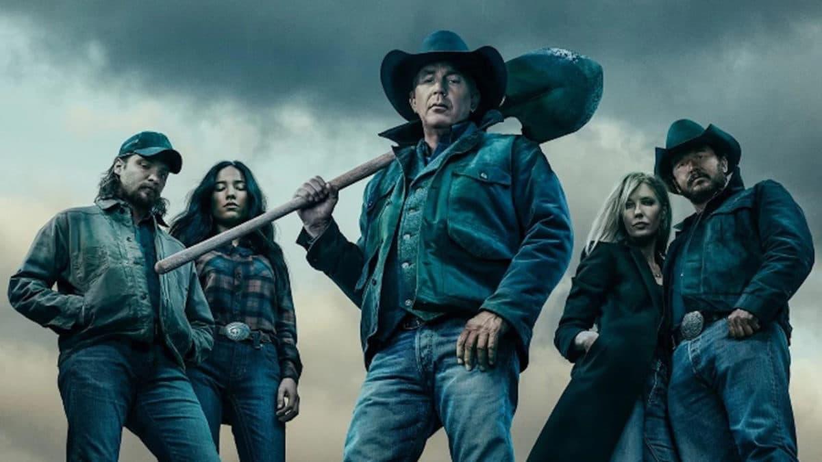 Yellowstone Season 4 Release Date November Paramount Network trailer