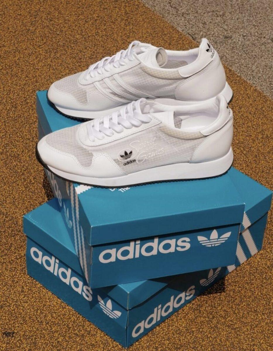 Adidas Beams Spirit of the Games