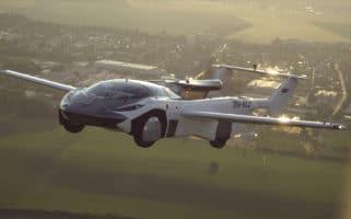 klein vision flying car