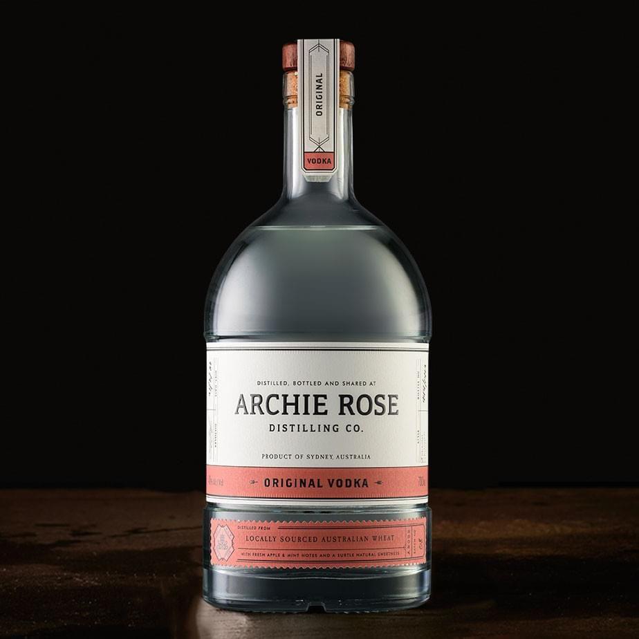 best vodkas - archie rose