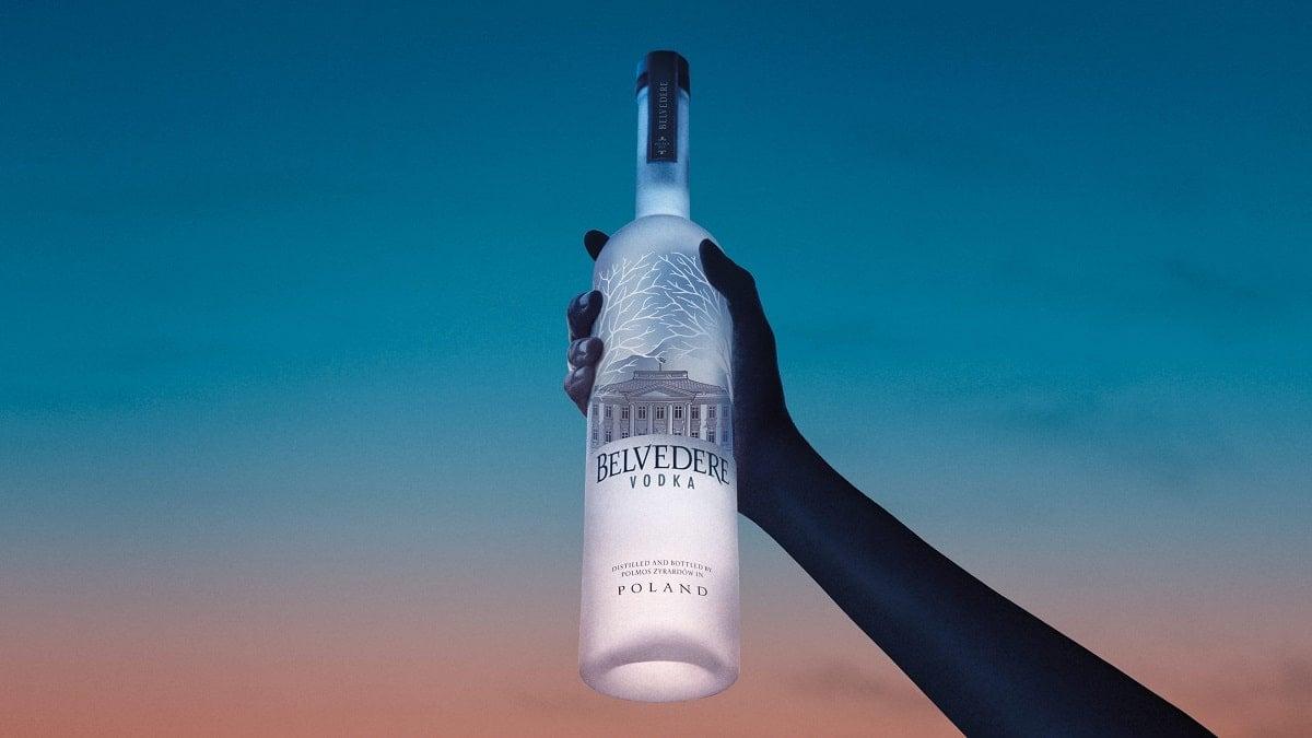 best vodkas belvedere