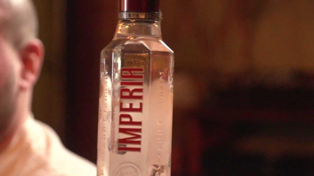 best vodkas - russian standard imperia