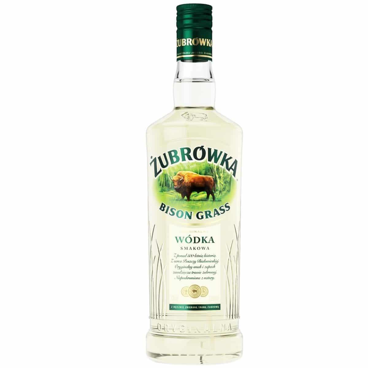 bison grass vodka image