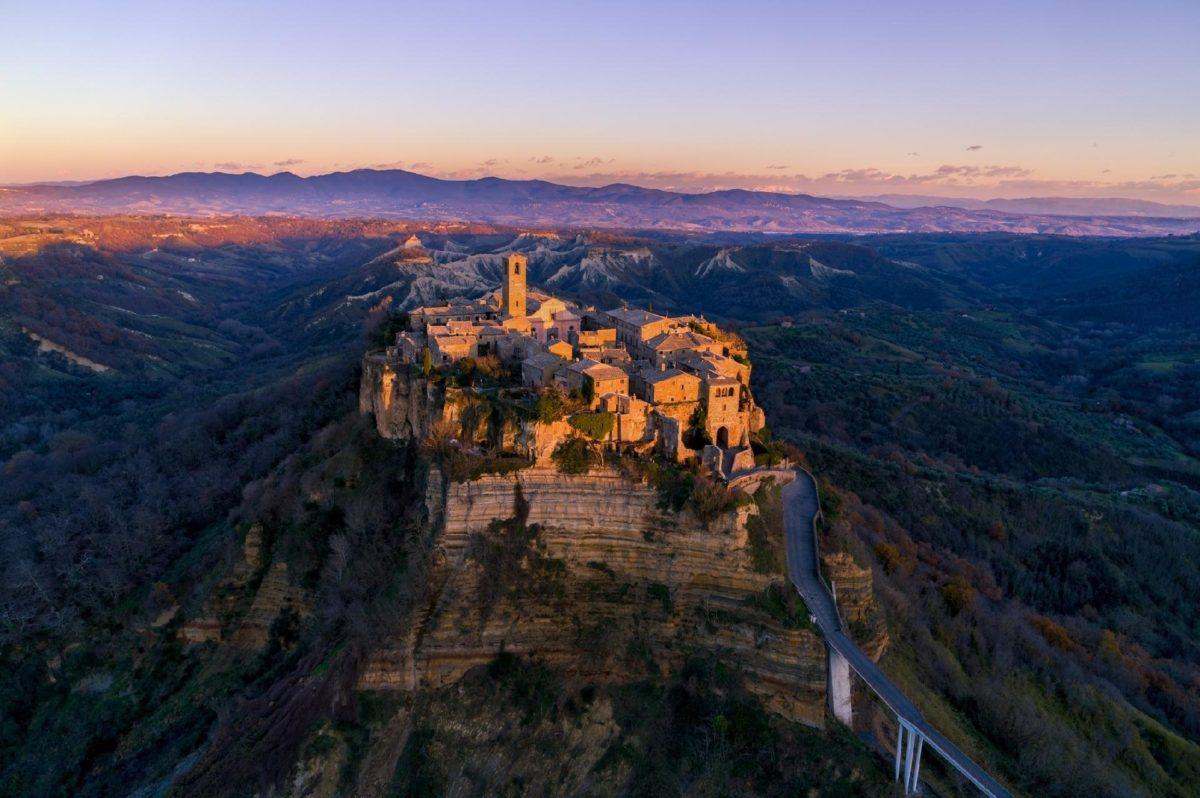 Calabria, Southern Italy move - Civita