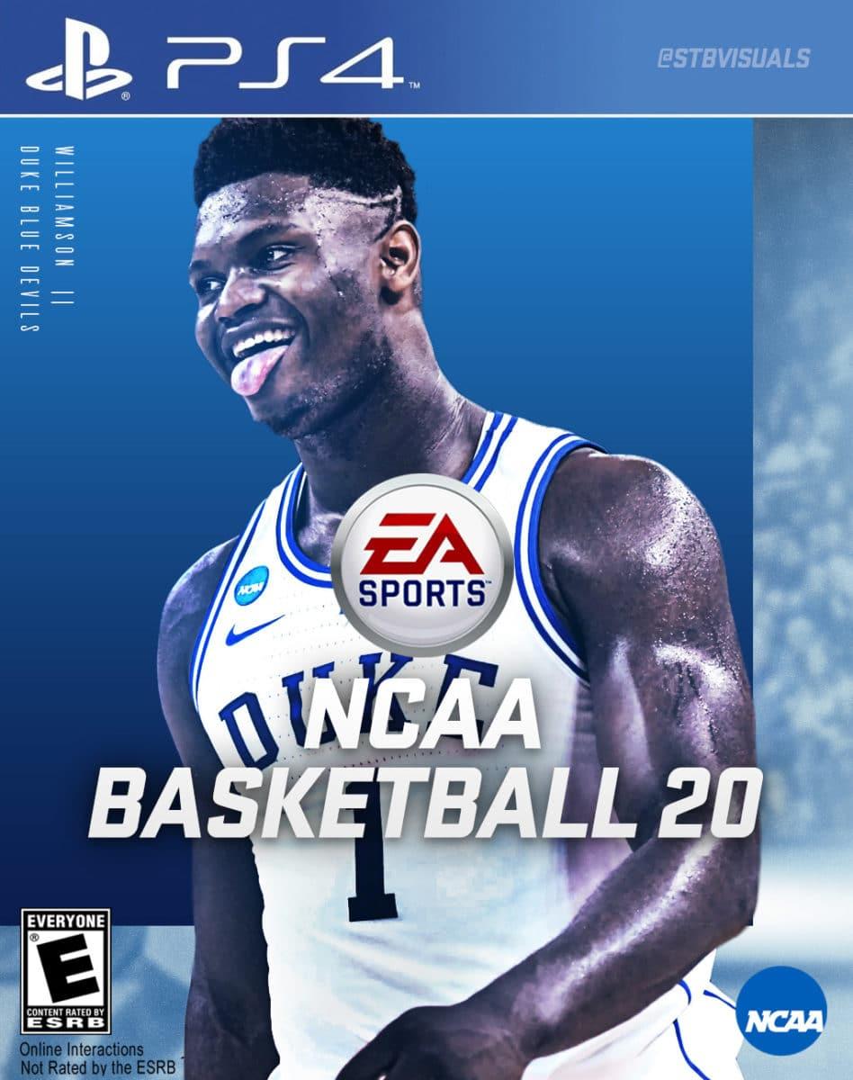 NCAA College Athletes Paid - NIL - Zion Williamson