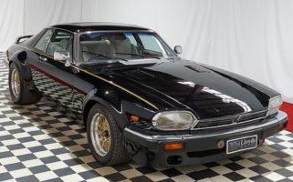 gary walker twin turbo XJS Jaguar 7