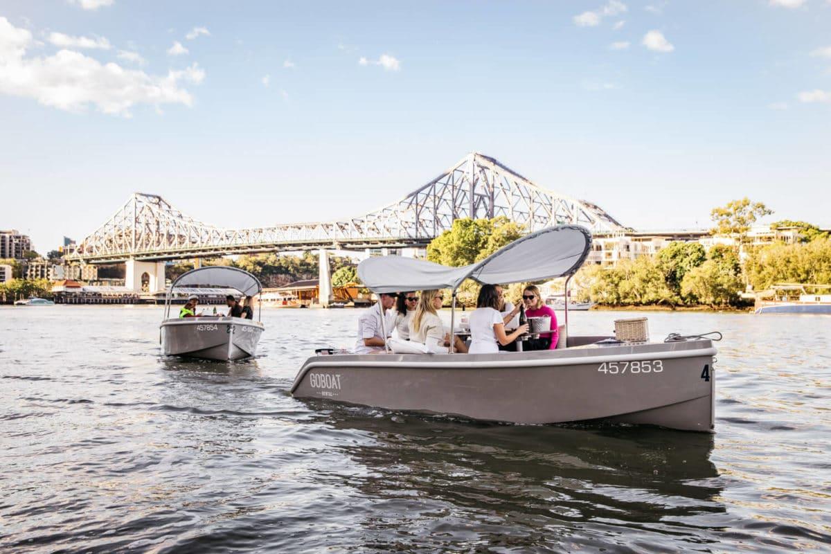 goboat brisbane river