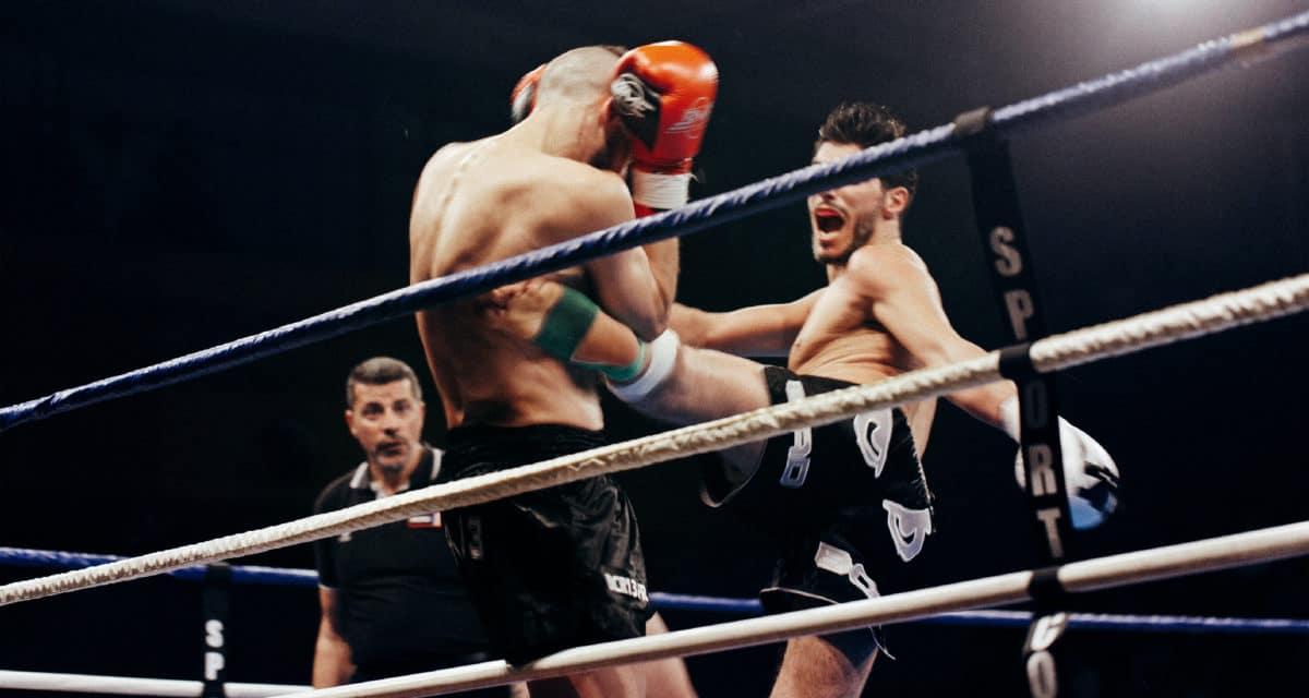 kickboxing muay thai sambo olympic sports 1 1