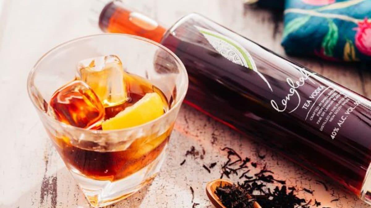 longleaf tea vodka