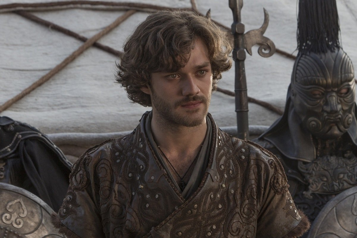 Marco Polo is one of the best shows on Netflix Australia