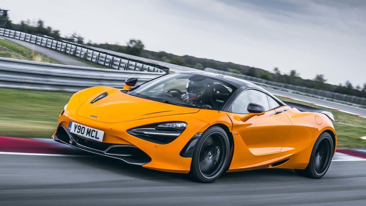 Saudi Arabia McLaren Group Stake
