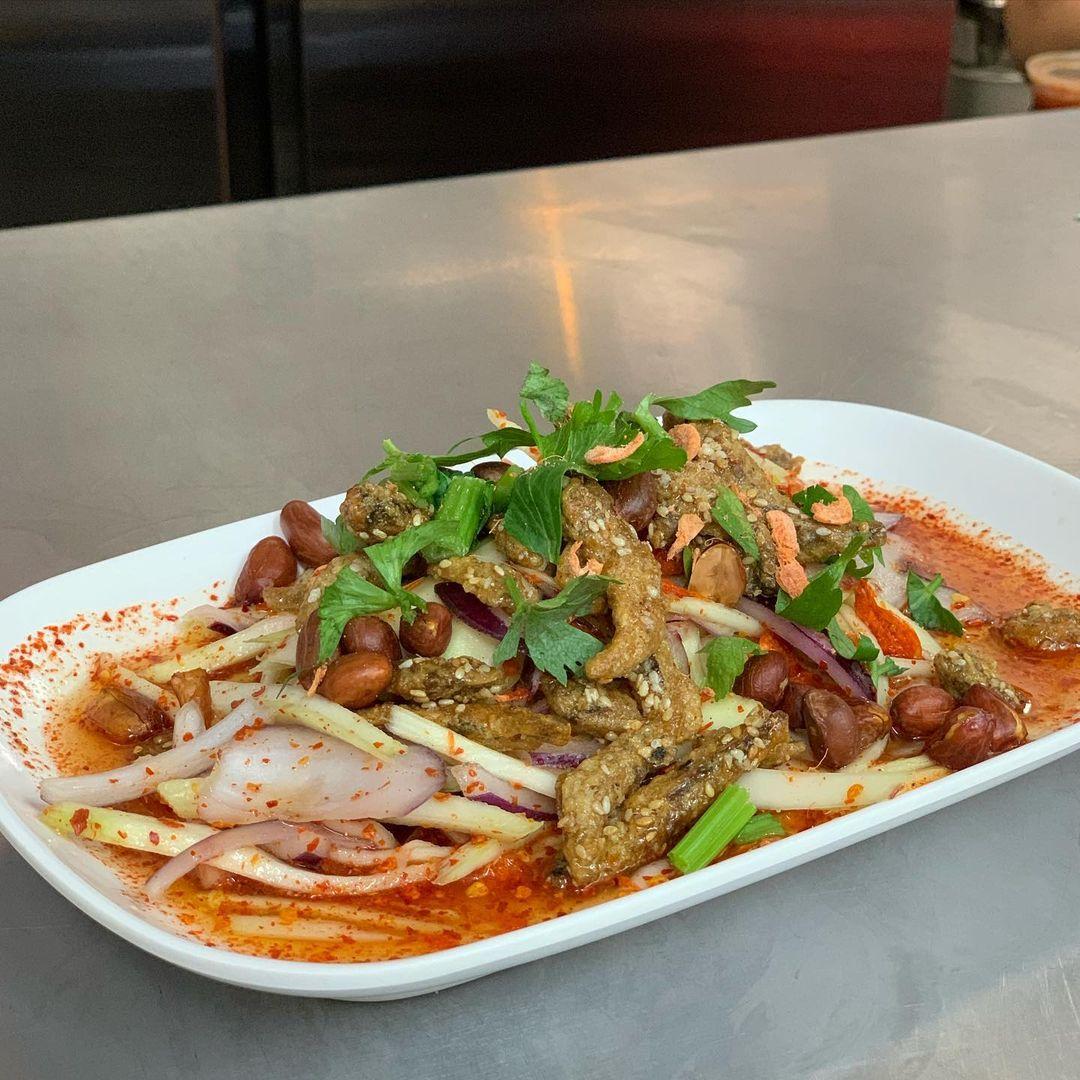 Nana Mookata serves up incredibly Thai BBQ and hot pot.