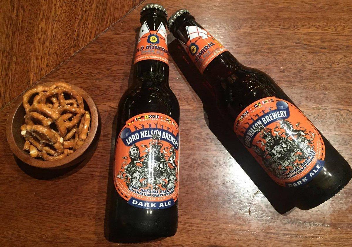old admiral dark ale