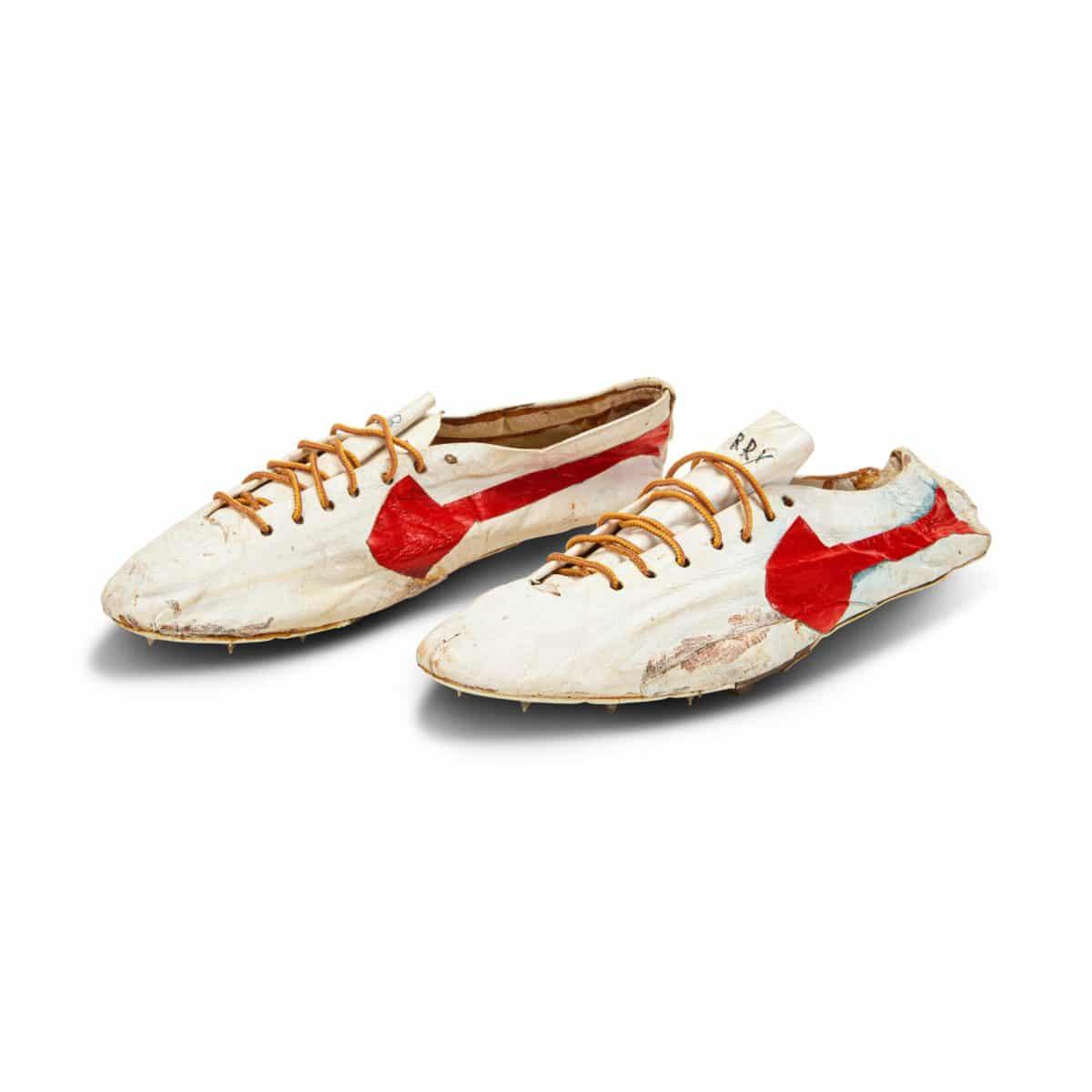 vintage Nike track spikes