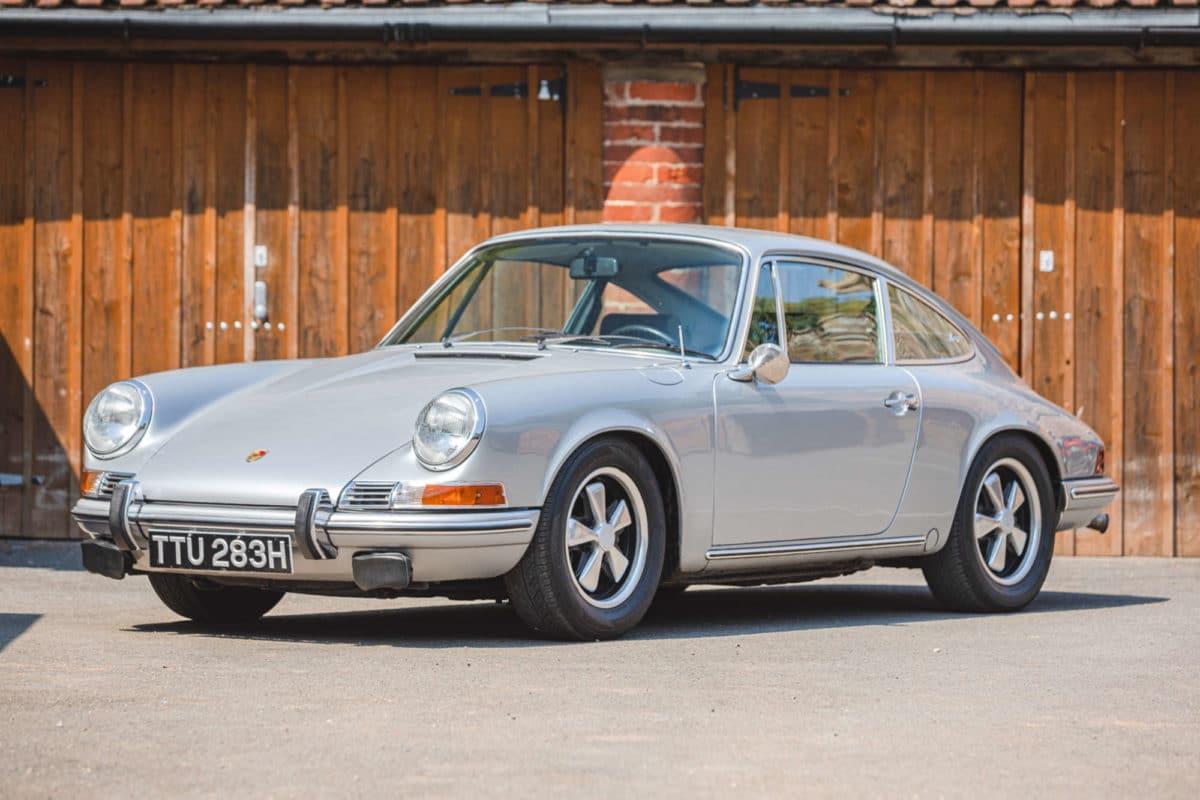 The Richard Hammond Collection Auction Classic Sale at Silverstone August 1 - Porsche