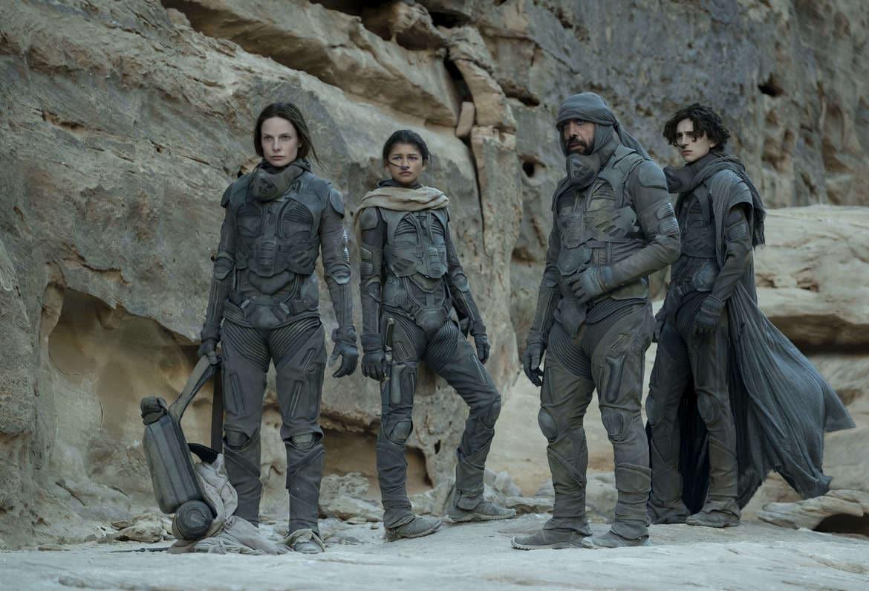 Dune Release Date Australia New Trailer