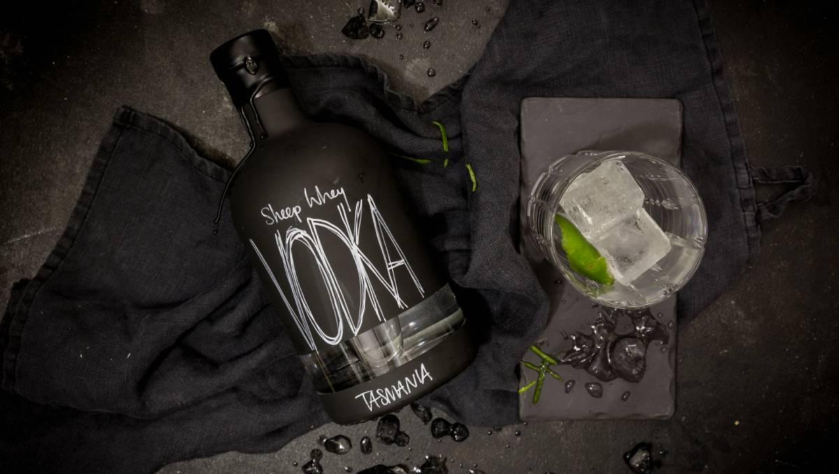 best vodkas - sheeps whey