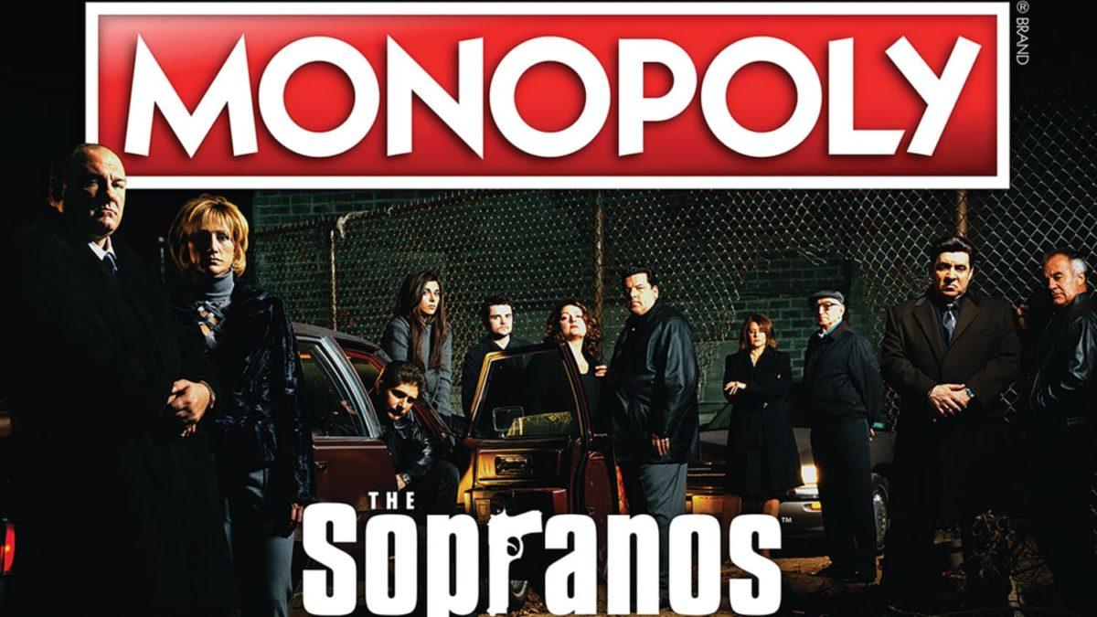 sopranos monopoly