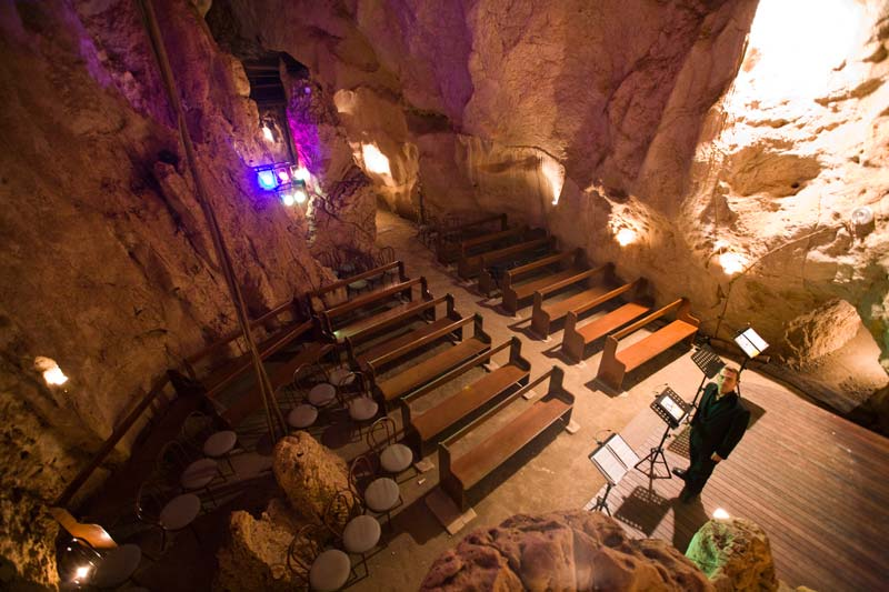 underground opera company