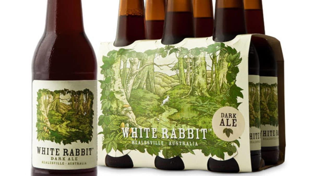 white rabbit dark ale