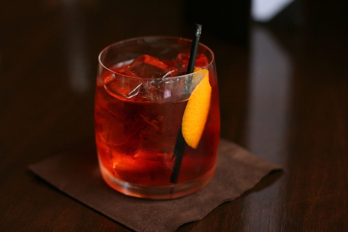 1920px Negroni served in Vancouver BC