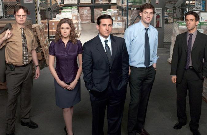 NBC The Office Reboot