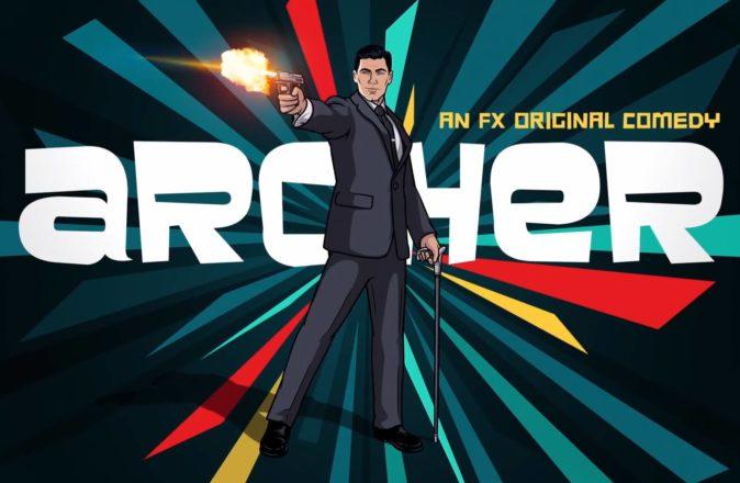 Archer Season 11 Logo