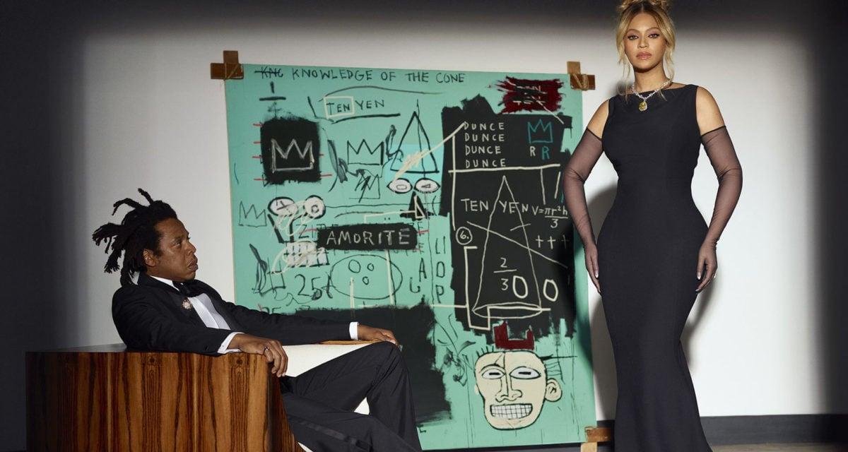 Basquiat Tiffany Campaign