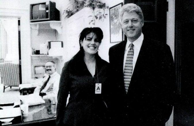 Bill Clinton Monica Lewinsky American Crime Story Impeachment Trailer