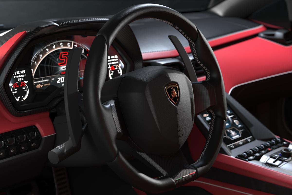 New Lamborghini Countach LP1 800-4 2022