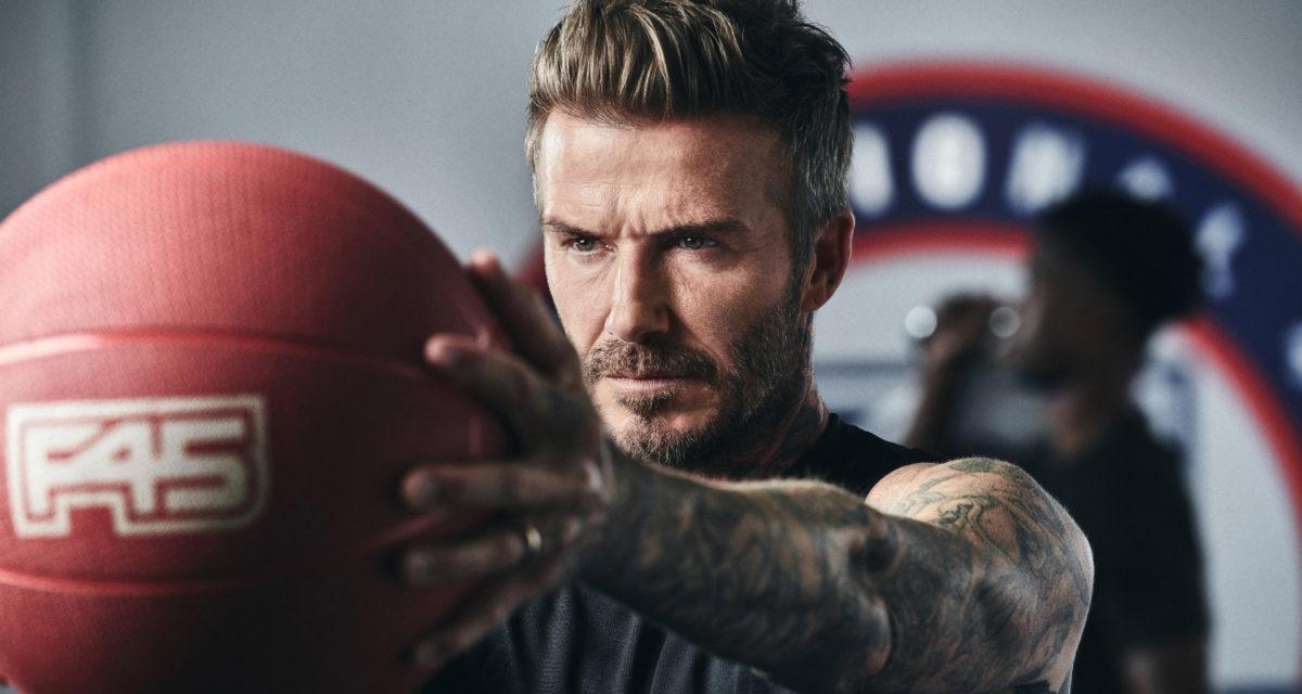David Beckham F45 1