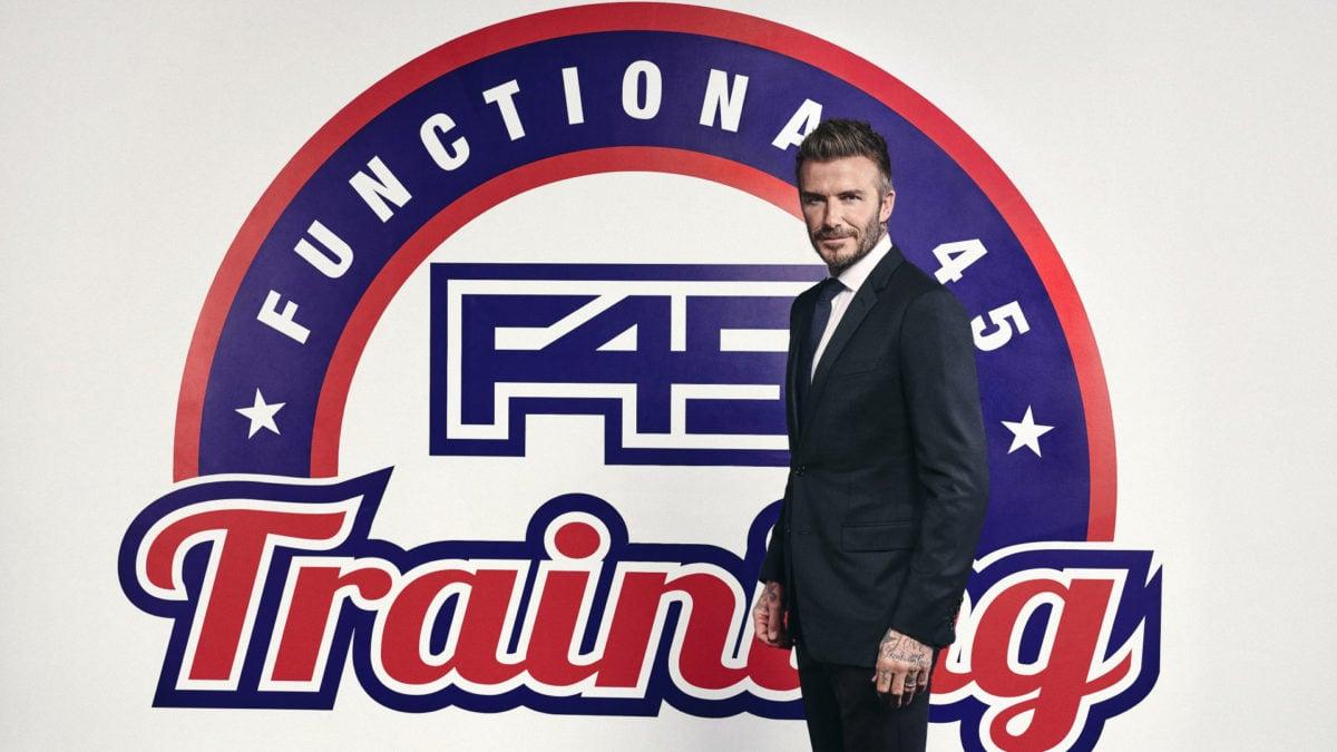 David Beckham F45