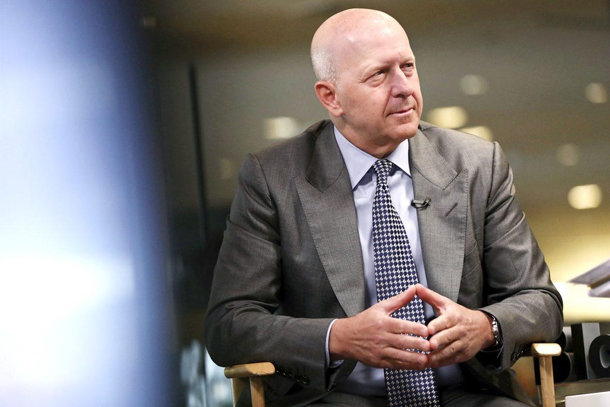 Goldman Sachs Junior Banker Pay Raise - David Solomon