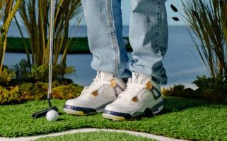 Eastside Golf Air Jordan Golf IV 1