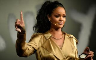 Forbes Rihanna Billionaire Fenty Beauty